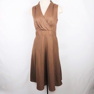 Rafaella Linen Midi Dress F13